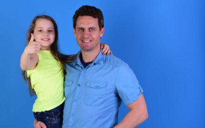 10 grunner til å ta ut pappapermisjon