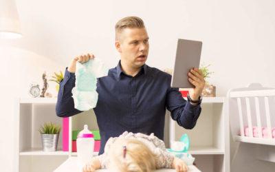 6 ting man ikke bør gjøre på pappapermisjon