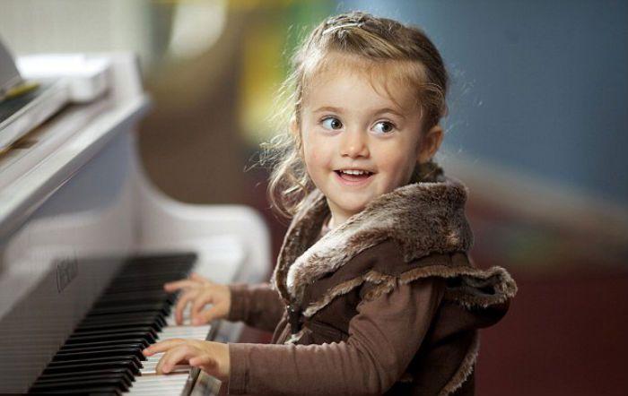 Barn og musikk