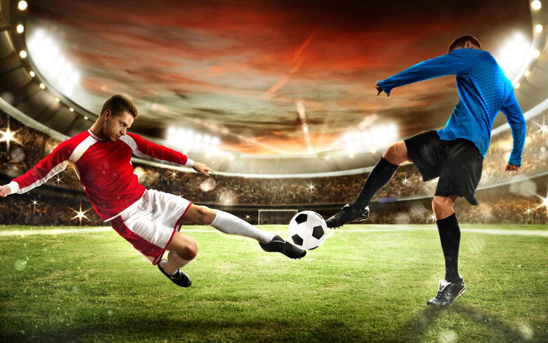 Fotballkamper – noe å gjøre med ungene