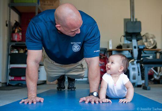 trening med barn