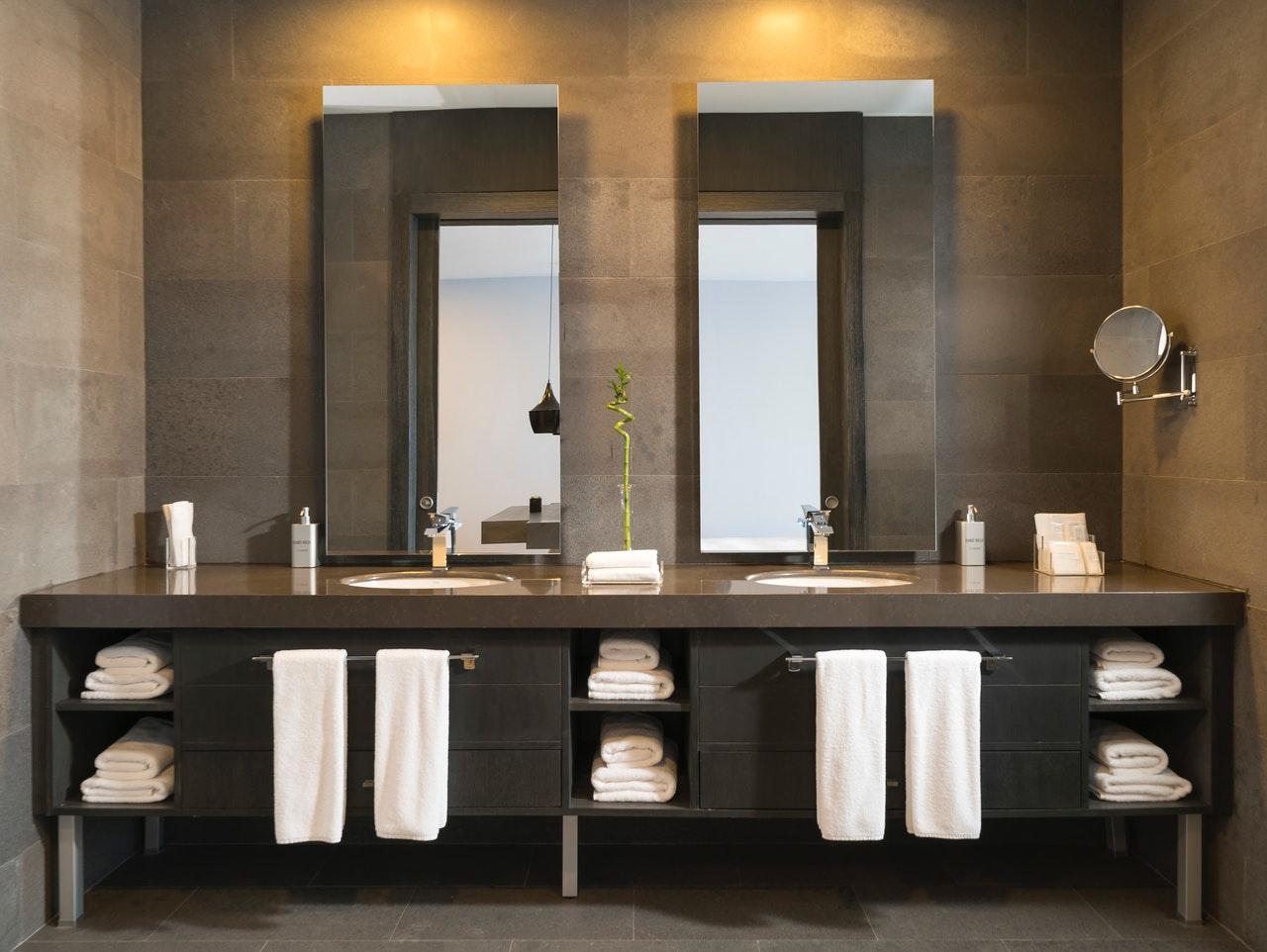 Bruk permisjonen til å designe et nytt bad